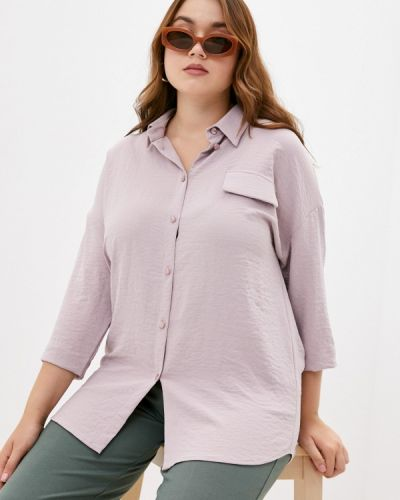 Блузка - розовая Lina