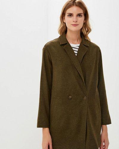 Зеленый пиджак осенний Vis-a-vis