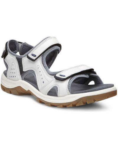 Спортивные сандалии для отдыха белый Ecco