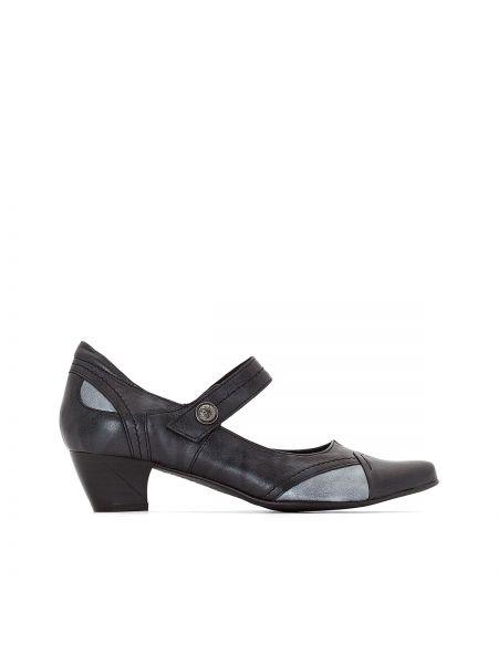 Черные туфли Anne Weyburn