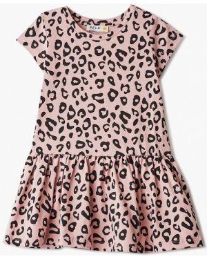Платье розовый повседневное Sela