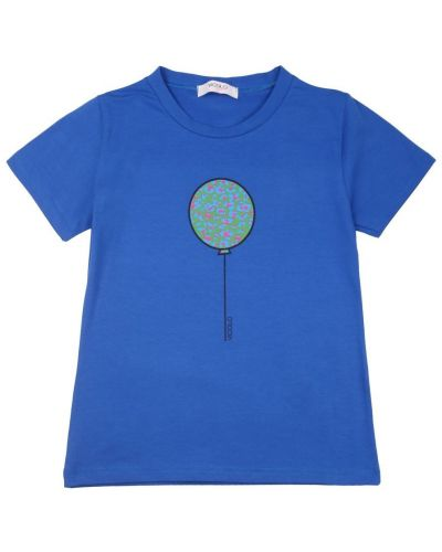 Niebieska t-shirt Vicolo
