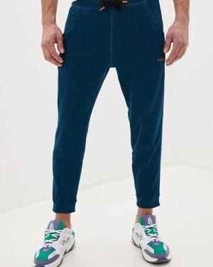 Спортивные брюки синий Piazza Italia
