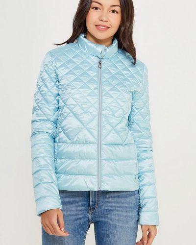 Голубая утепленная куртка Conso Wear