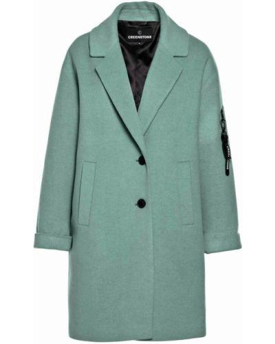 Zielony płaszcz Creenstone