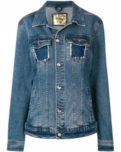 Синяя джинсовая куртка Loulou