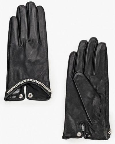 Перчатки - черные Fabretti