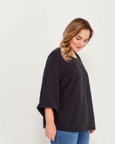 Черная блузка Junarose