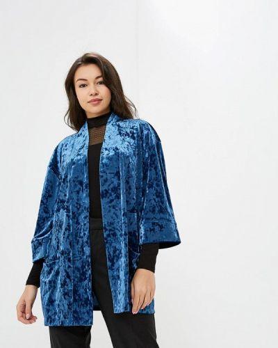 Синий кардиган Trendyangel