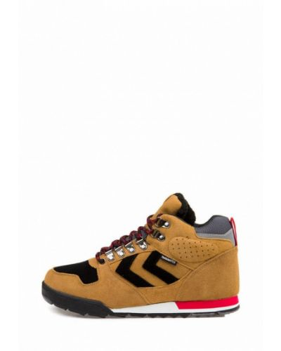 Ботинки трекинговые - бежевые Hummel
