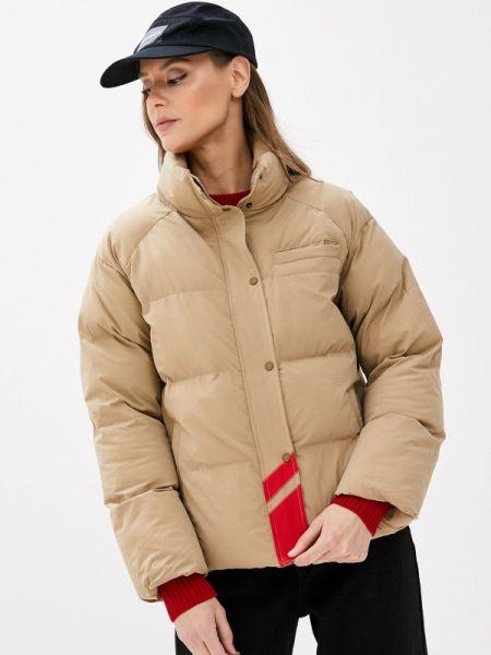 Утепленная куртка - бежевая On Parle De Vous