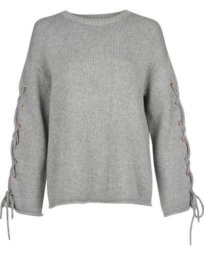Кашемировый свитер - серый See By Chloé