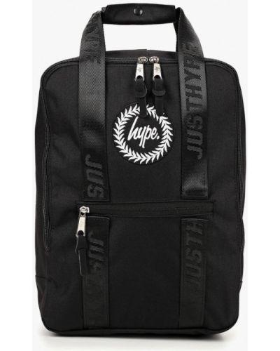 Рюкзак городской черный Hype
