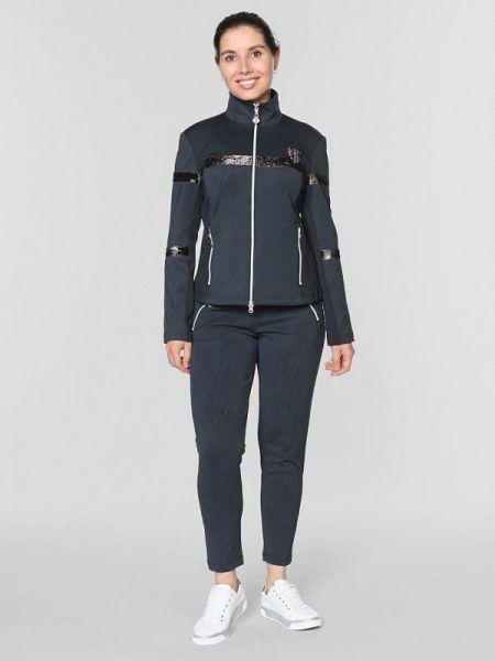 Серый спортивный костюм Snow Headquarter