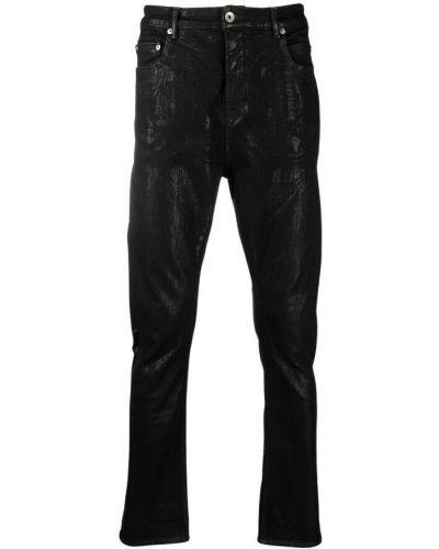Czarne mom jeans Rick Owens