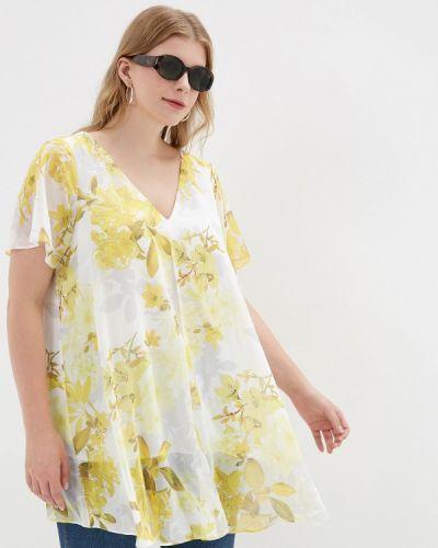 Блузка желтый Evans