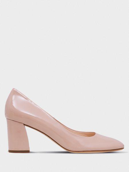 Кожаные туфли - бежевые Hogl