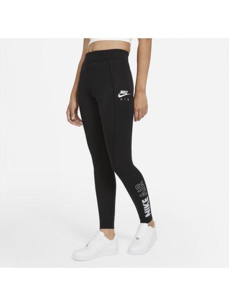 Z wysokim stanem legginsy z kieszeniami Nike