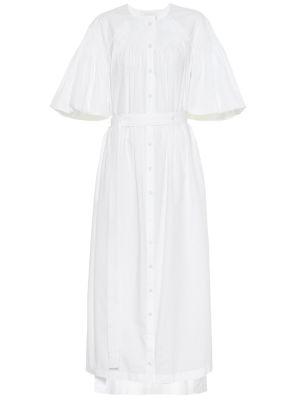 Платье миди макси на пуговицах Chloé