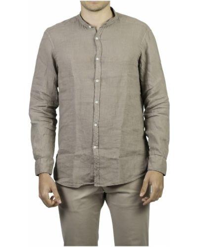 Szara koszula Aglini
