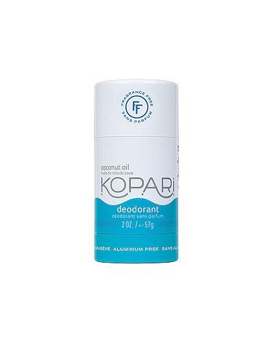 Кожаный дезодорант для ног свободного кроя Kopari
