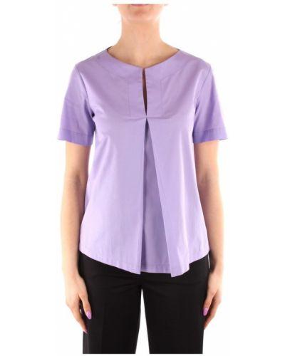Fioletowa koszula Niu'