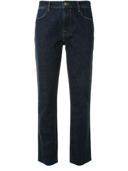 Укороченные джинсы классические mom Frame