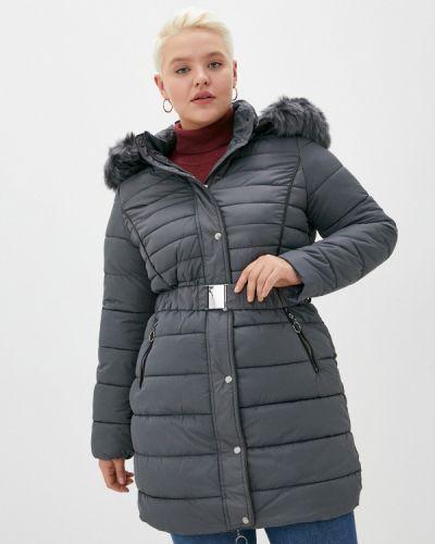 Утепленная серая куртка Z-design