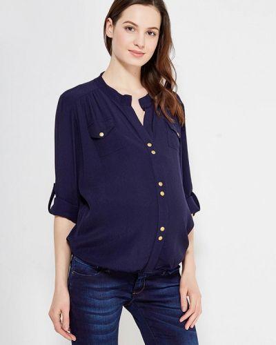 Блузка синяя французский Envie De Fraise