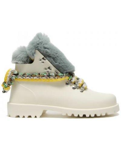 Ботинки белые Doria Maria