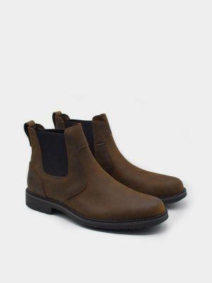 Ботинки челси - коричневые Timberland