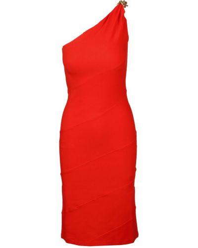 Sukienka długa asymetryczna Givenchy
