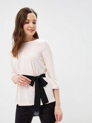 Блузка с длинным рукавом розовая весенний Ostin