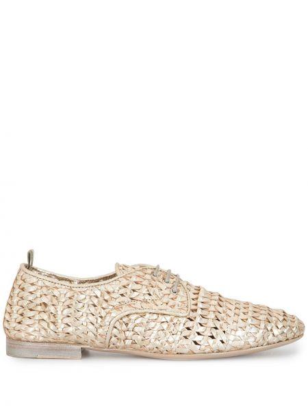 Оксфорды для обуви на шнуровке Officine Creative