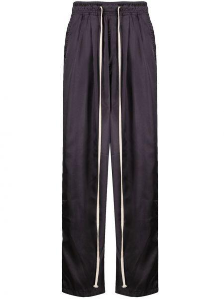Szerokie spodnie sportowe z kieszeniami Yuiki Shimoji