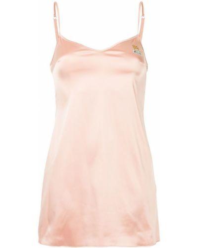 Платье платье-рубашка прямое Moschino