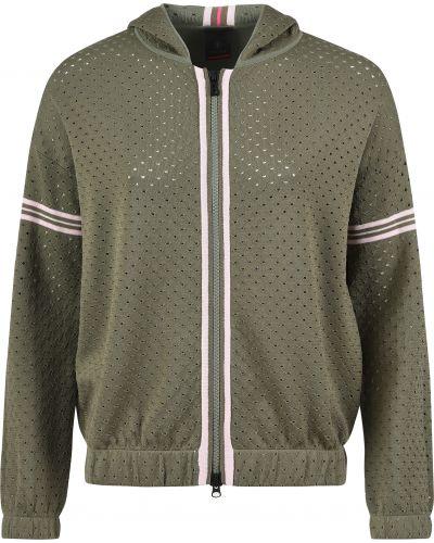 Куртка весенняя зеленая Bogner