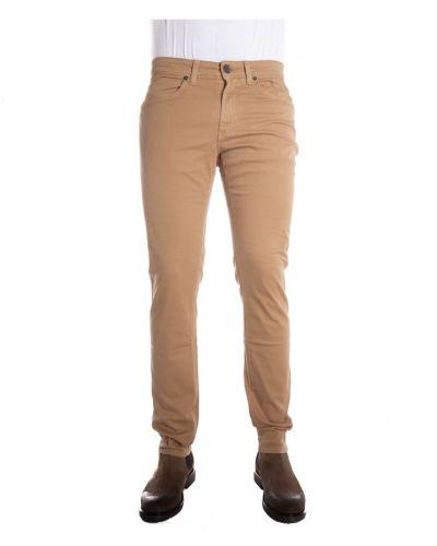 Beżowe spodnie Jeckerson