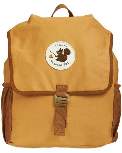 Рюкзак с карманами - бежевый Mini Rodini
