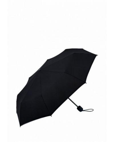 Черный зонт Fulton