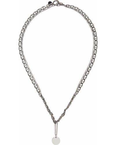 Naszyjnik łańcuch srebrny Dheygere