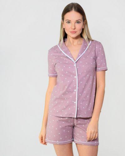 Пижама на пуговицах N.el.