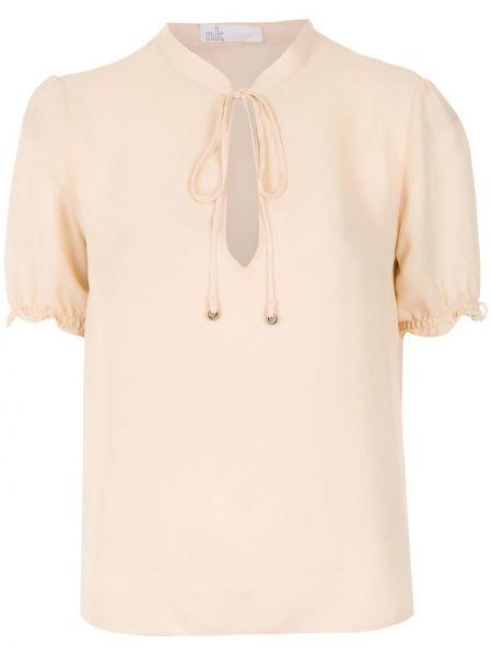 Блузка с бантом НК