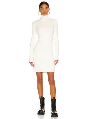 Вечернее платье длинное - белое Enza Costa