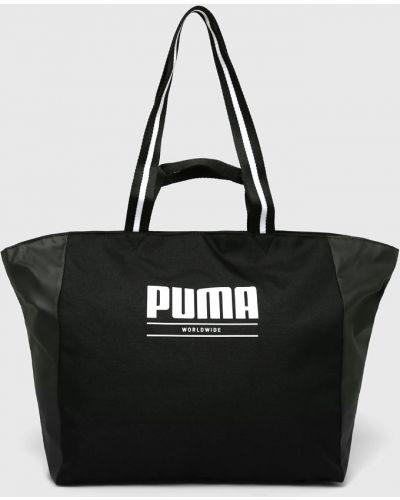 Сумка через плечо на руку большая Puma