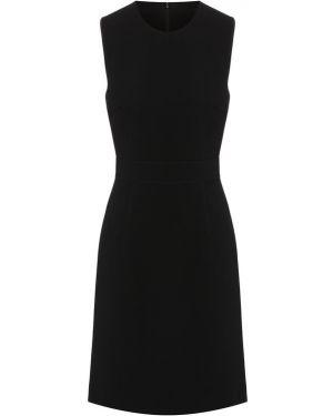 Платье шелковое шерстяное Emilio Pucci