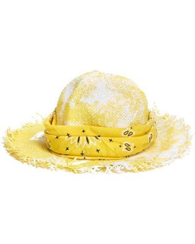 Żółty kapelusz Dixie