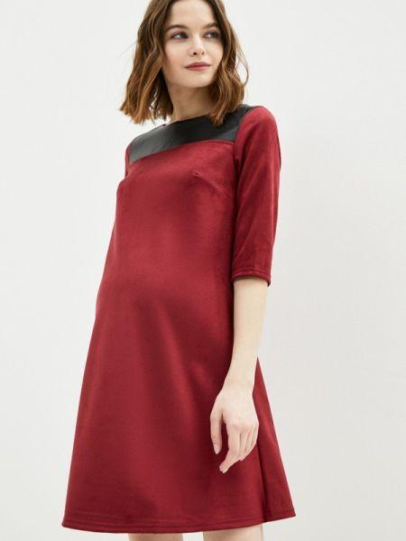 Платье - красное 9месяцев 9дней