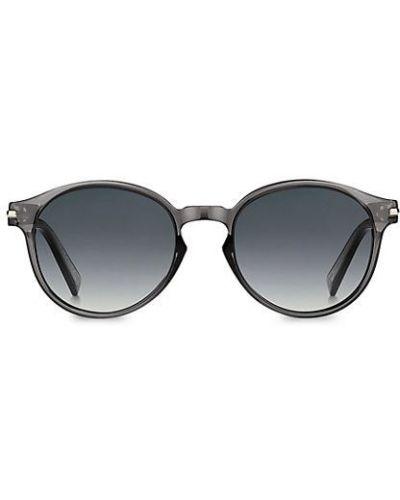 Зеленые солнцезащитные очки круглые прозрачные Marc Jacobs