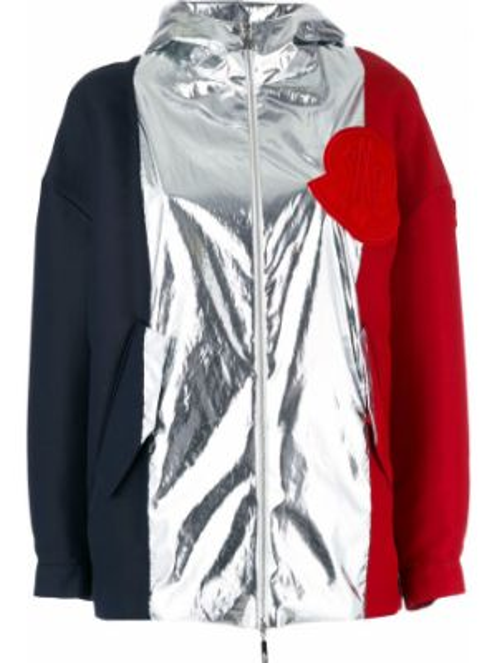 Шерстяная черная куртка Moncler Gamme Rouge